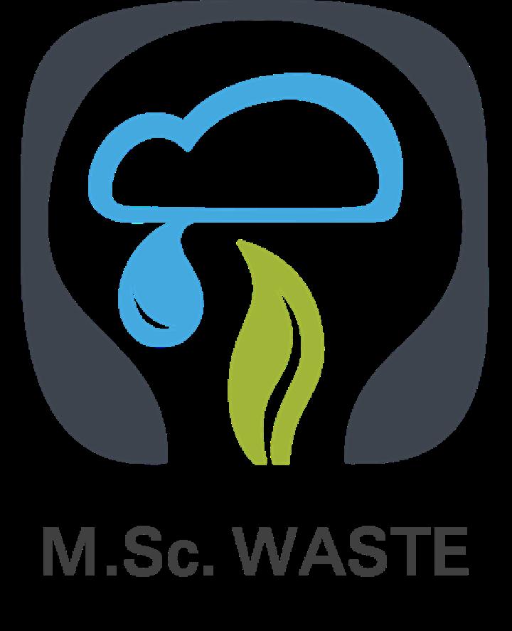 M.Sc. WASTE Logo