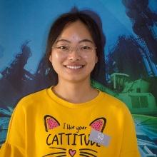 This picture showsJuanjuan TAO
