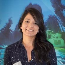This picture showsZayda Carolina AREVALO GARCIA