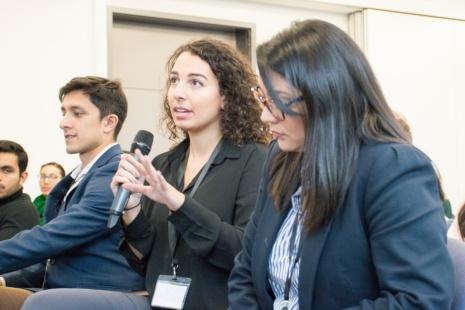 M.Sc. WASTE Students and Alumni at III International Symposium