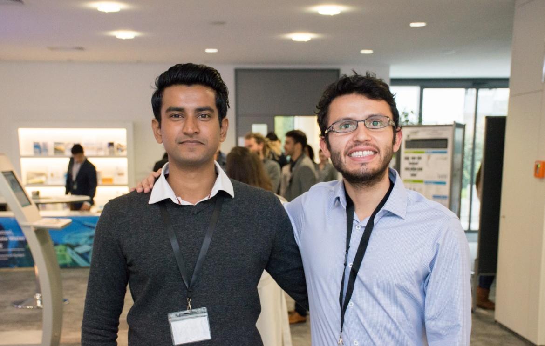 M.Sc. WASTE students at III International Symposium