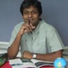 This picture showsSrikanth Anasuri