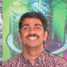 This picture showsKumar  Narasimhan