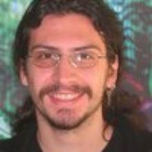 This picture showsLeonidas  Karapanagiotis