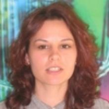 This picture showsMalinka  Bogdanova-Solakova