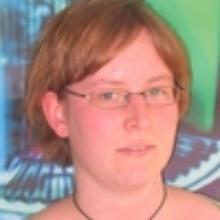 This picture showsKirstin  Claußen