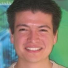 This picture showsMiguel Alain  Dominguez Mendoza