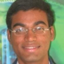 This picture showsNaveen  Kumar Madshetty