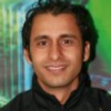 This picture showsHarish Chandra  Bhusal