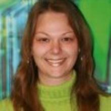 This picture showsMichelle  Fischer