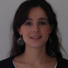 This picture showsSandra Palacio Velez