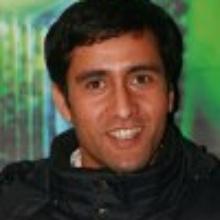 This picture showsManoj  Paneru