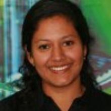 This picture showsFabiola Maria  Salguero Del Valle