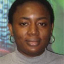 This picture showsTheodora Ngozi  ENE