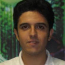 This picture showsKamran TAHERI
