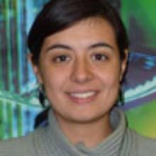 This picture showsMaria Fernanda  GONZALEZ