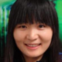 This picture showsWenxiu  CHEN