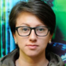 This picture showsYuly Astrid  ROMERO CUELLAR