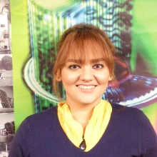 This picture showsMaryam ALIABADI