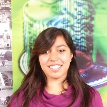 This picture showsMaria Fernanda GONZÀLEZ GUEVARA