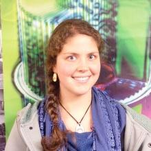 This picture showsJasmin Isabel RAISER