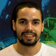 This picture showsAndre Vinicius Gomes de Oliveira MAIA