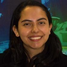 This picture showsMaria Paula APARICIO ESPITIA